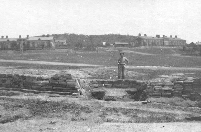 Владивостокская крепость в 1908