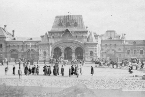 Владивостокская крепость в 1909