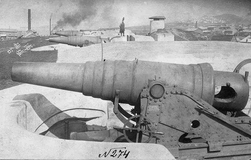 Владивостокская крепость в 1914–1916