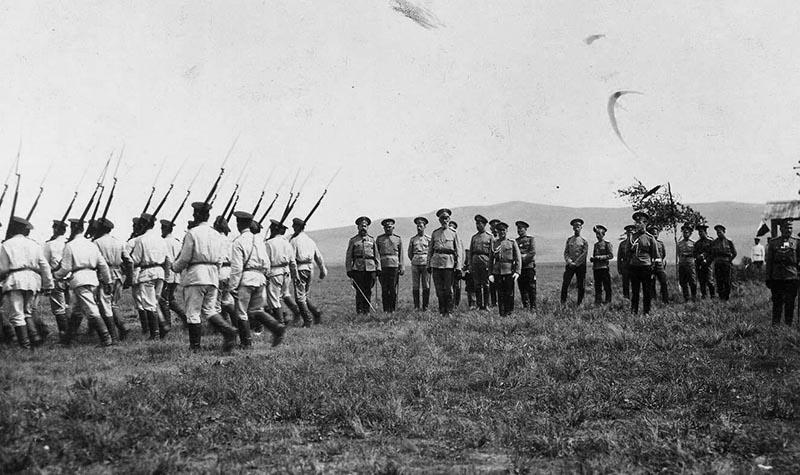 Владивостокская крепость в 1916