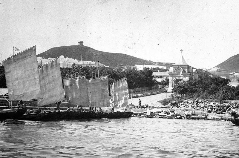 Владивостокская крепость в 1891