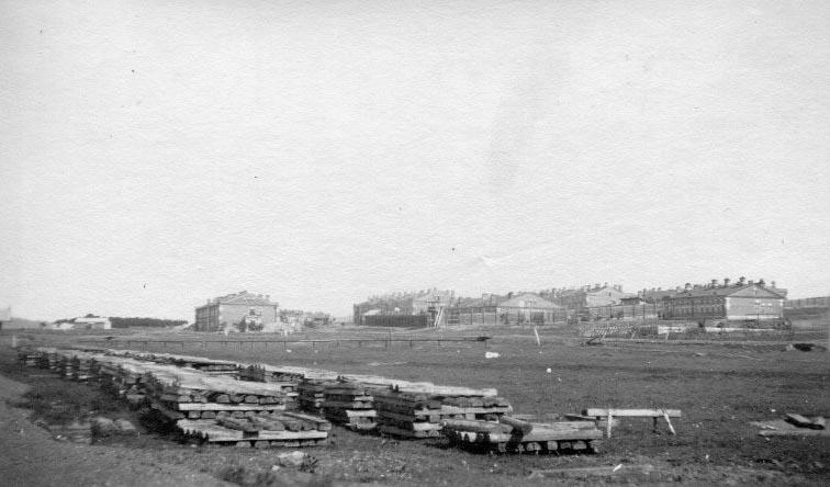 Владивостокская крепость в 1900–1904