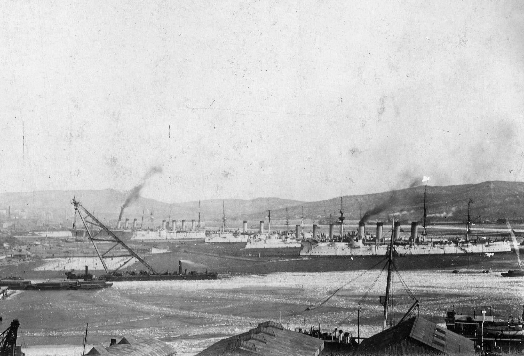 Владивостокская крепость в 1904–1905