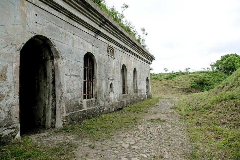 Обзорная автобусная экскурсия «Время крепости»