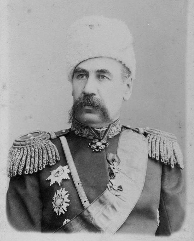 Павел Фёдорович Унтербергер