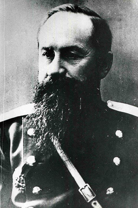 Алексей Петрович Шошин