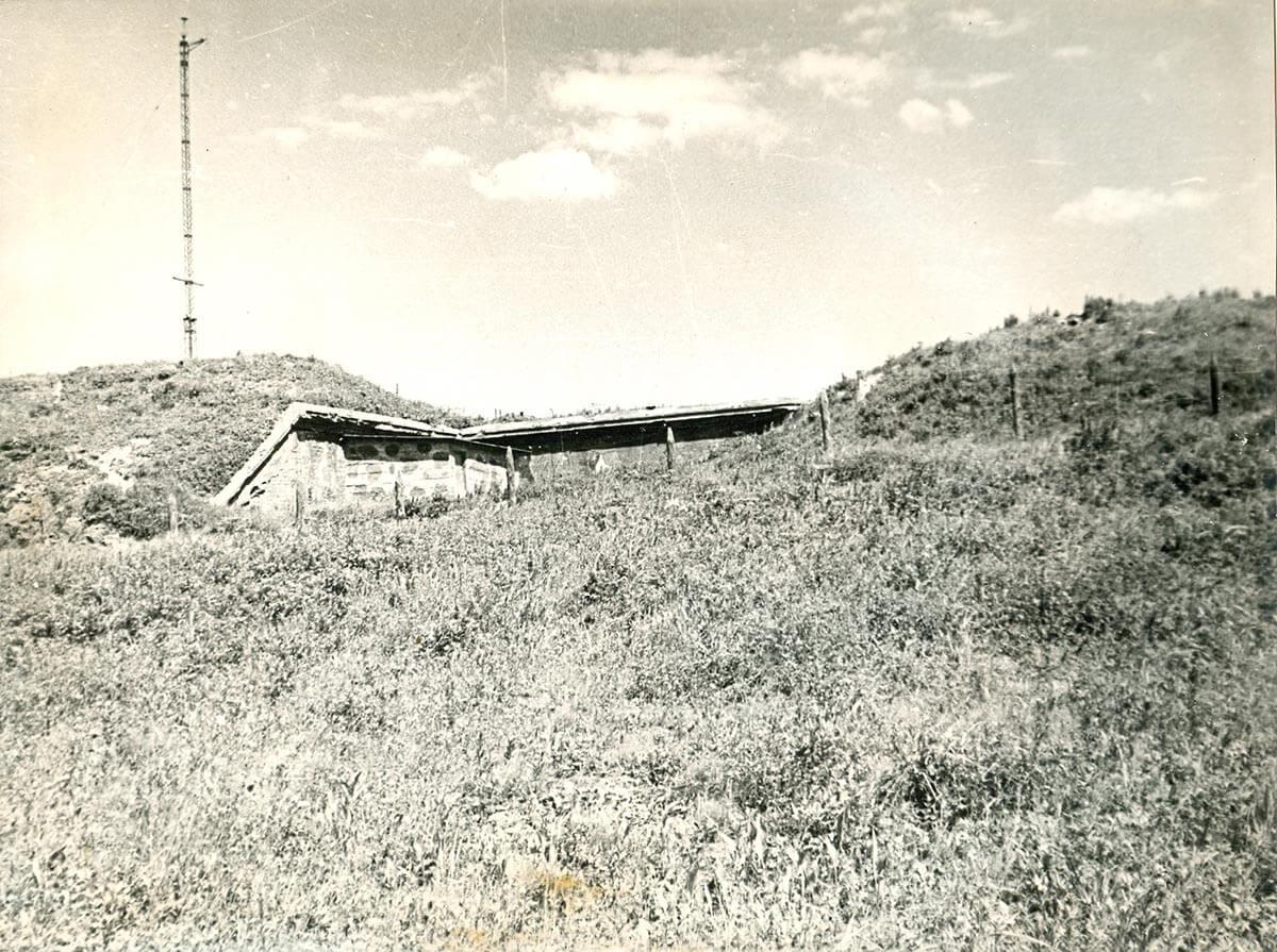 Фотография. Форт Суворова