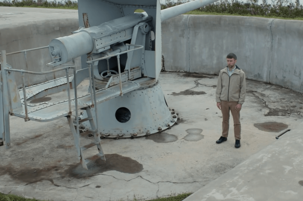 Экскурсия по Новосильцевской батарее