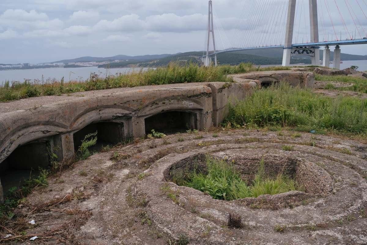 Батарея береговая Назимовская
