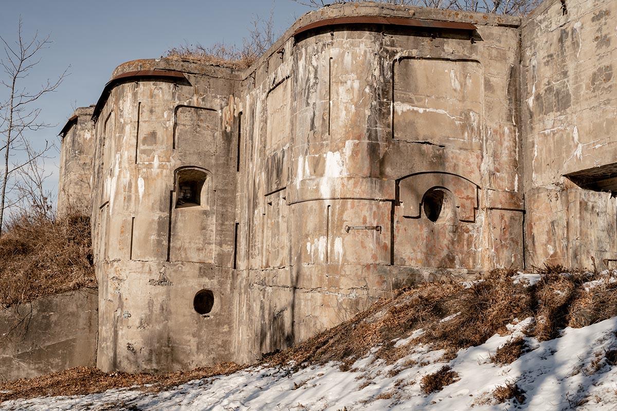 Пешеходные экскурсии по форту