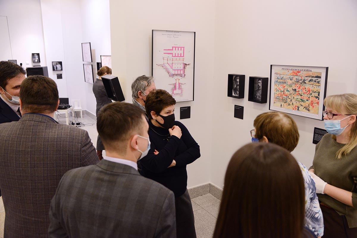 Фотографии предоставлены Хабаровским краевым музеем имени Н.И. Гродекова