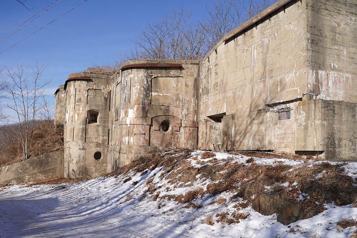 Зимние экскурсии по Форту№1
