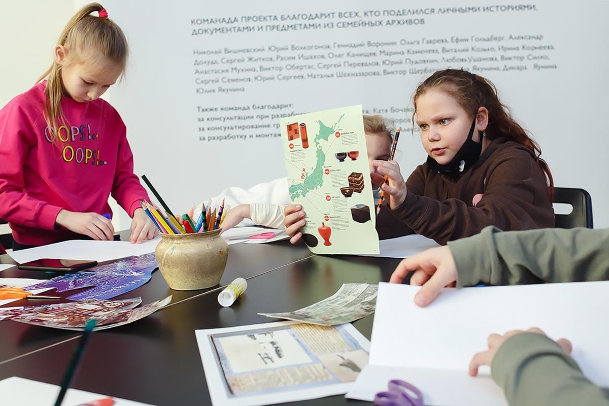 Программа выходного дня в Музее истории Дальнего Востока