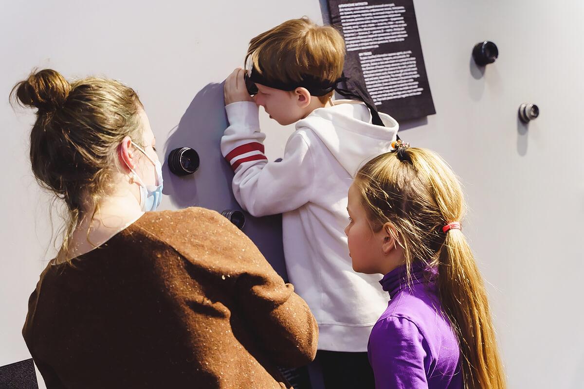 Выходные в музее