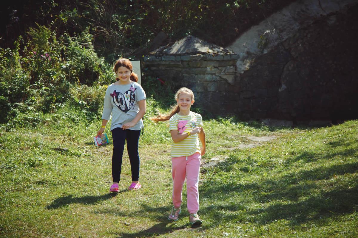Майские праздники на форте Поспелова