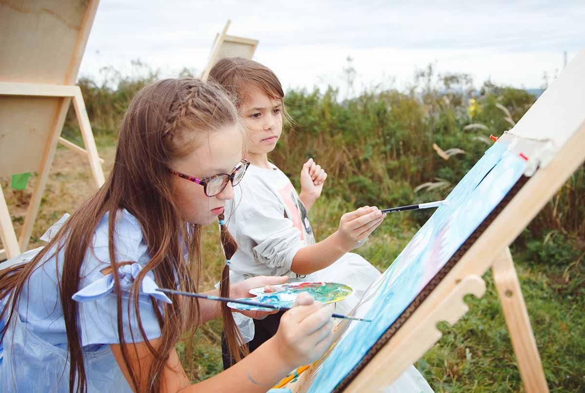 Конкурс детского рисунка #Крепость_детям