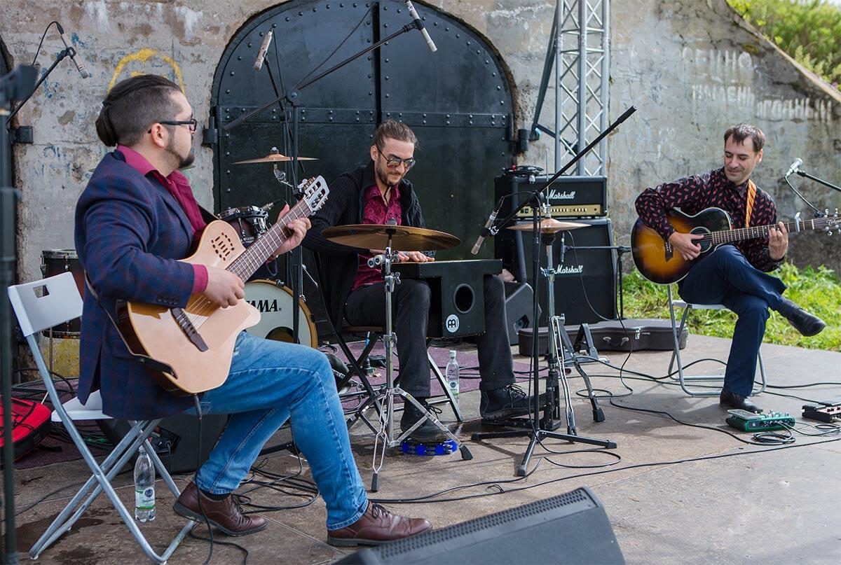 Музыкальные вечера на форте Поспелова