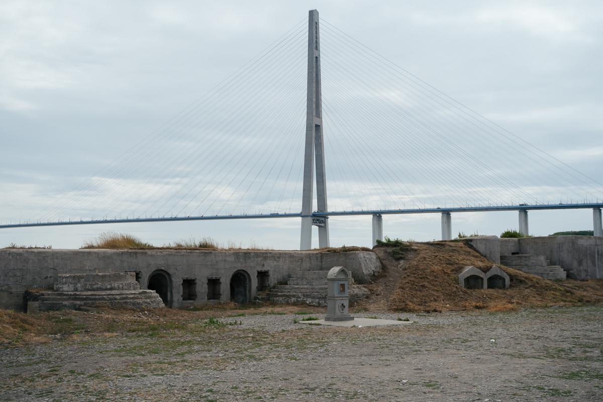 Объекты Владивостокской крепости