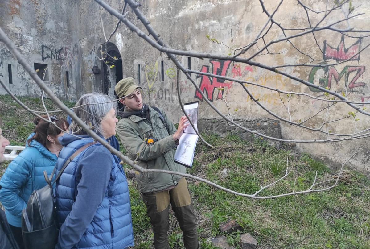 Правила посещения объектов крепости