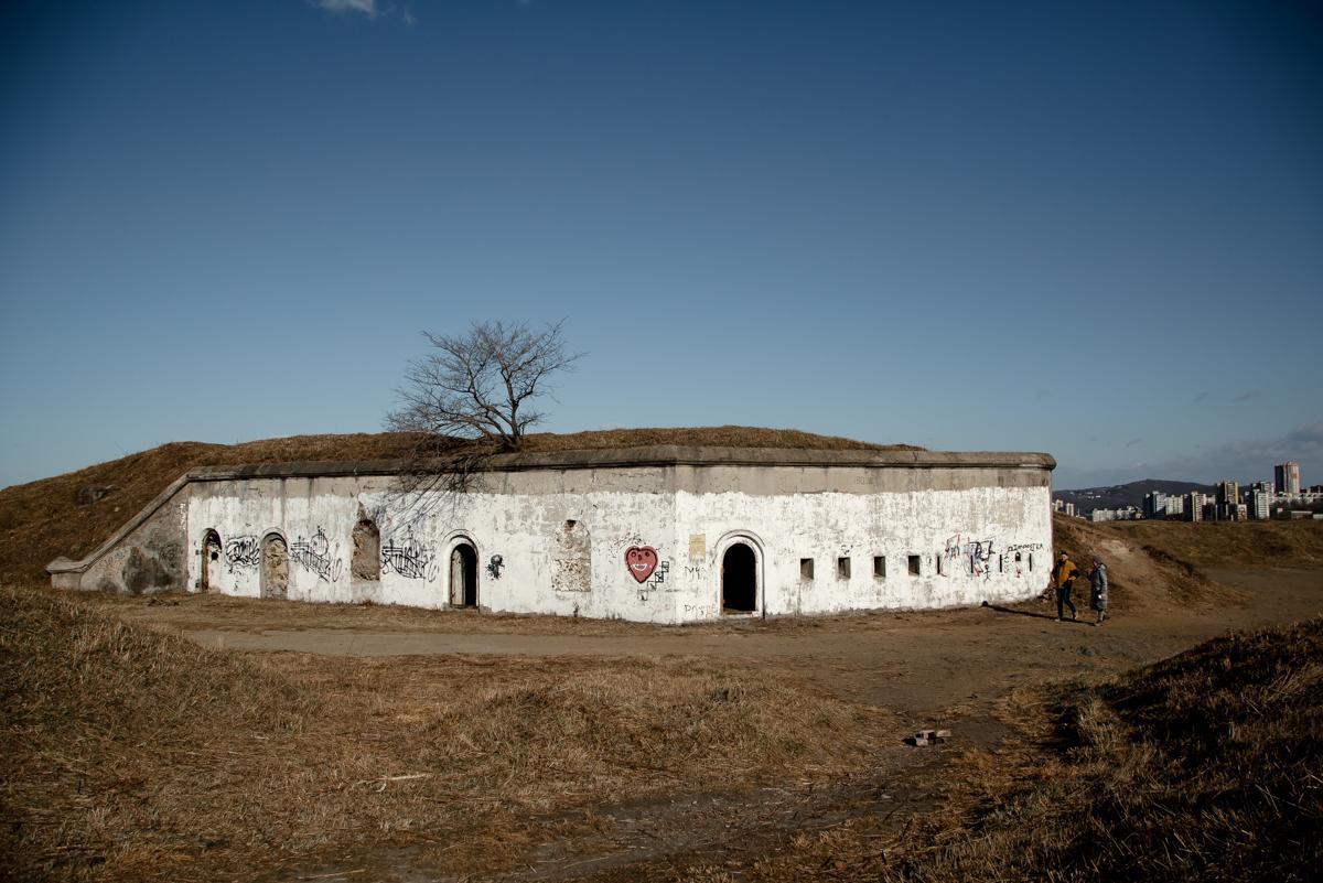 Пешеходная экскурсия «Крепость, которая рядом»