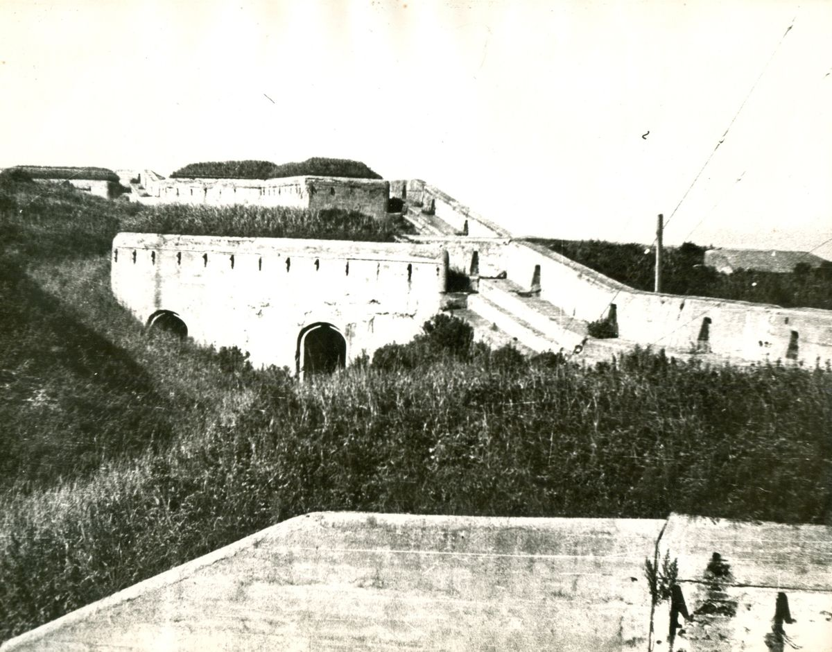 Дата крепости: 30 июля 1888 года