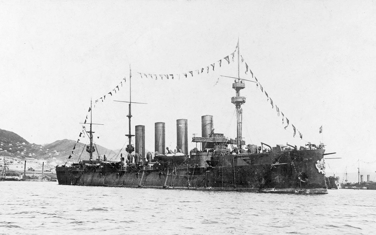 Дата крепости: 2 августа 1886 года