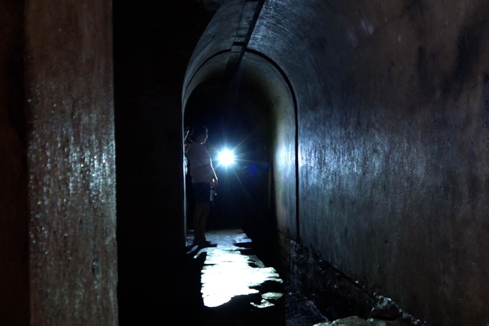 Экскурсия «Подземелья Форта № 1»
