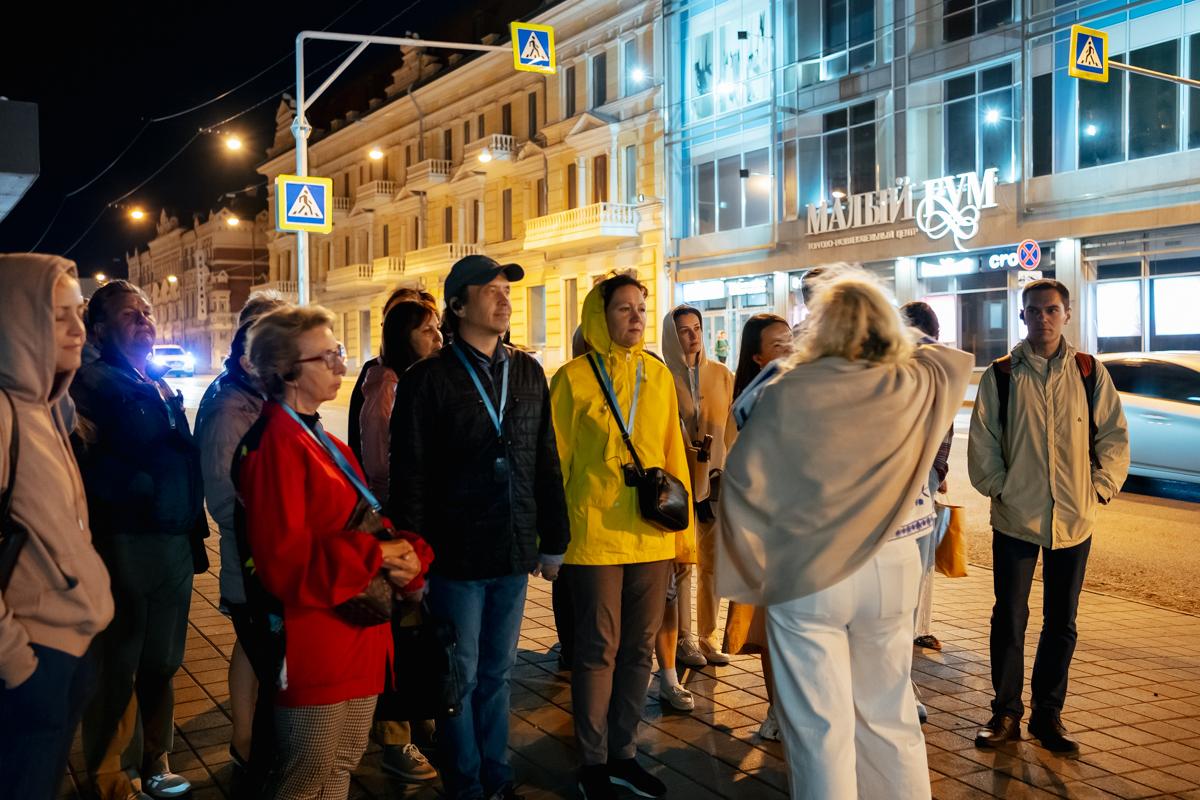 Пешеходная экскурсия <br>«Не просто Пушкинская»