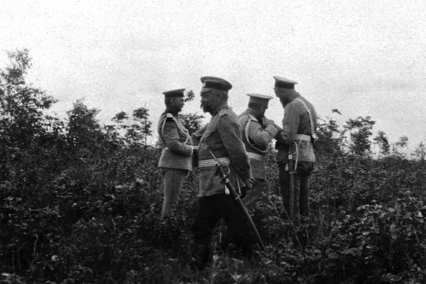 Дата крепости: 23 августа 1904 года