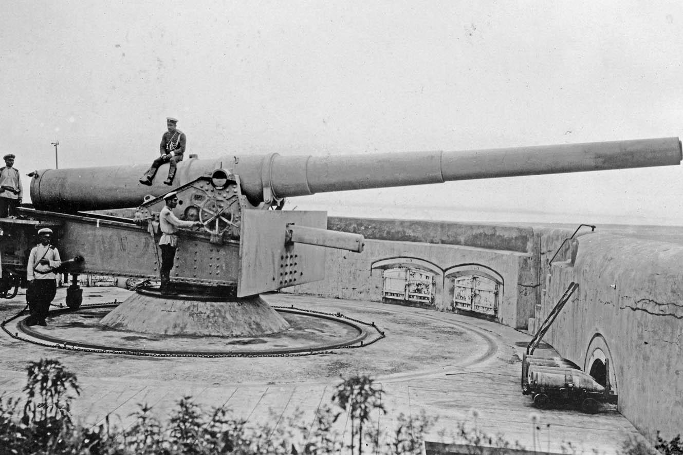 История крепости