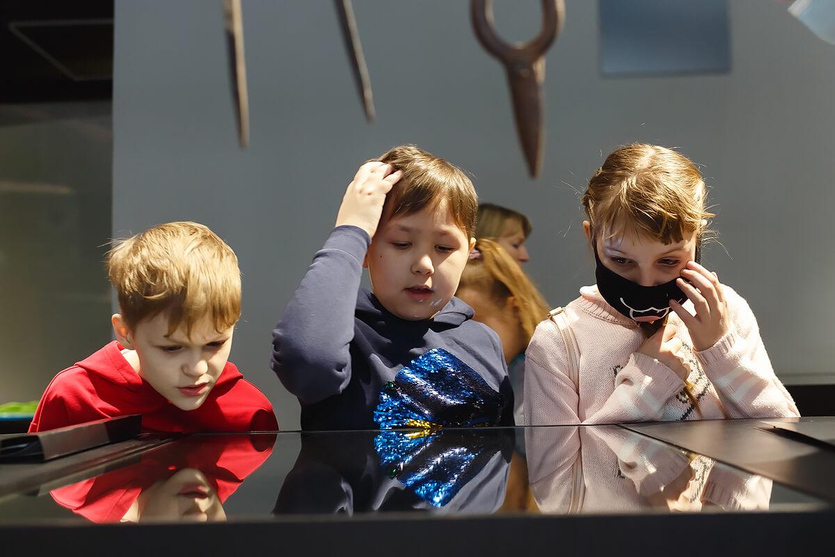 Детям. Музей