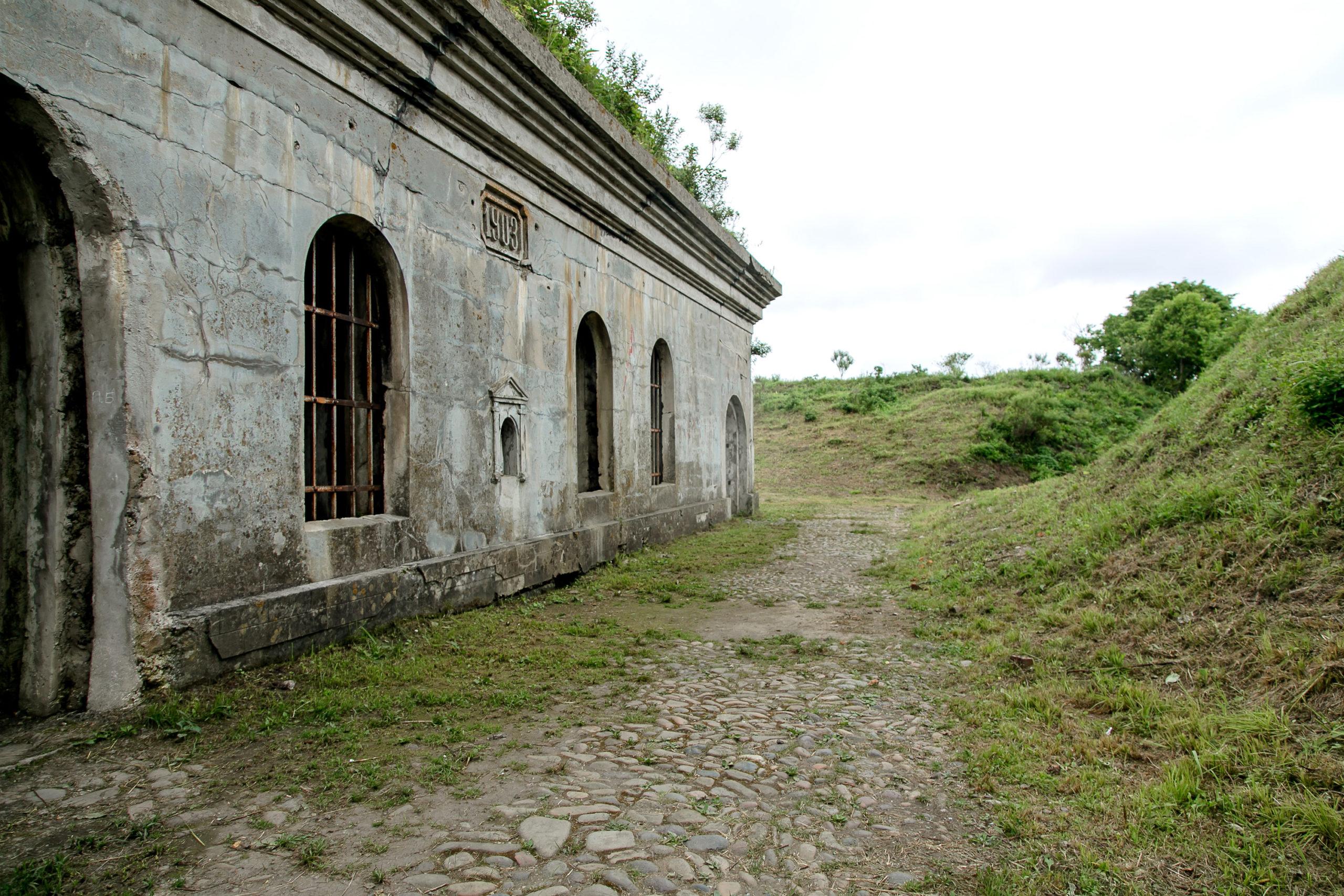 Форт Поспелова