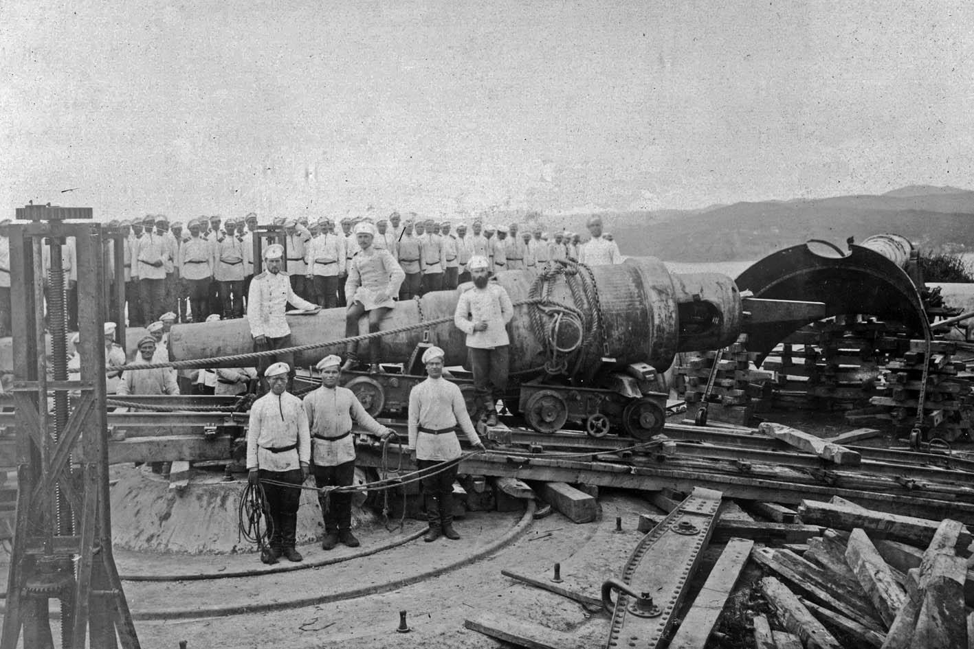 Дата крепости: 20 сентября 1894 года