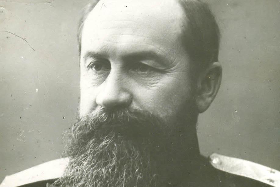 Фотокопия. Шошин Алексей Петрович